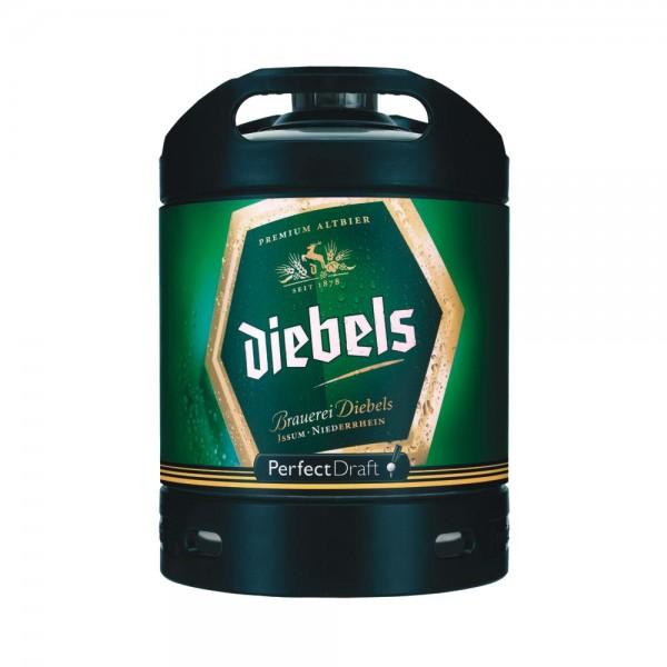 Diebels Alt Perfect Draft Barrel 6 litri 4,9% vol.