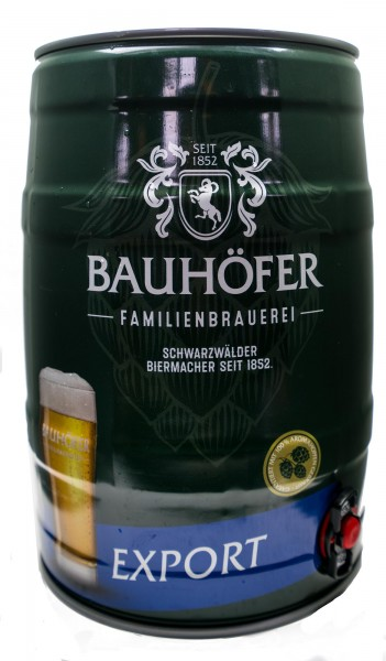 Ulmer Export Barile Party 5,0 litri 5,4% vol.