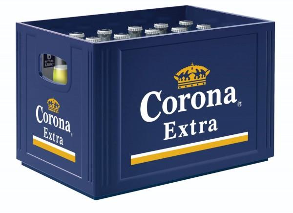 24 x Corona Extra Premium Lager Birra 0,355 L 4,5% vol. custodia originale